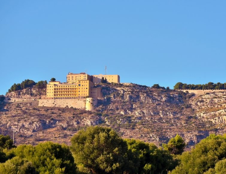 Mont Kronio-sicile