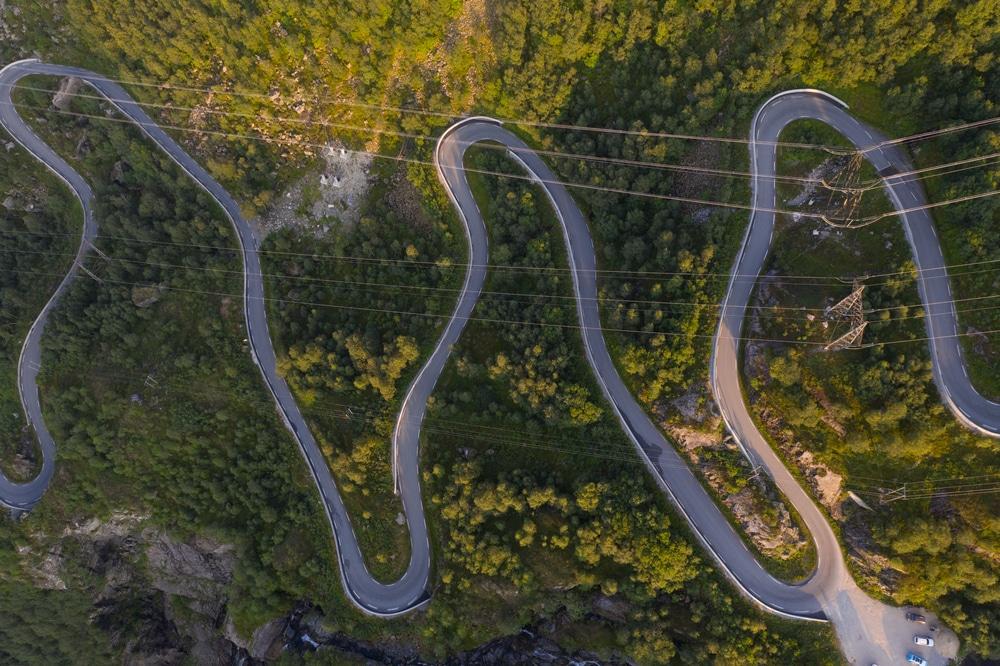 Route de Lysebotn
