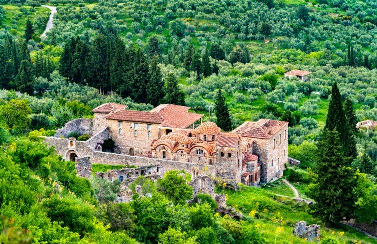 Site Archéologique de Mystras