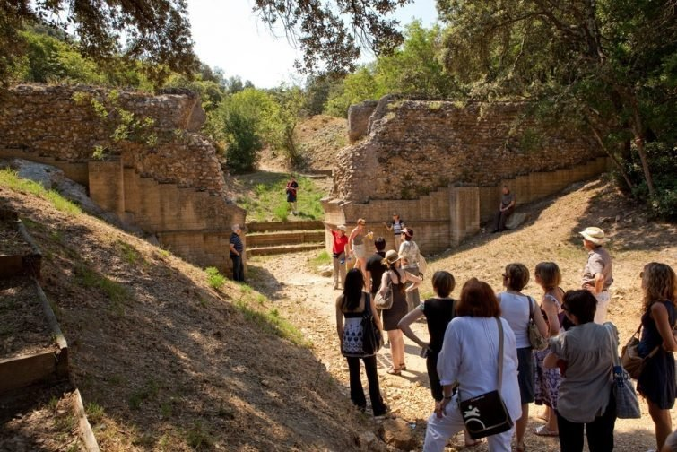 Visite Pont du Gard