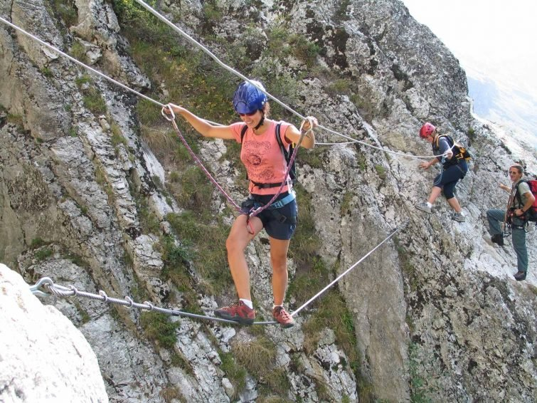 activites-outdoor-peisey-vallandry-via-ferrata
