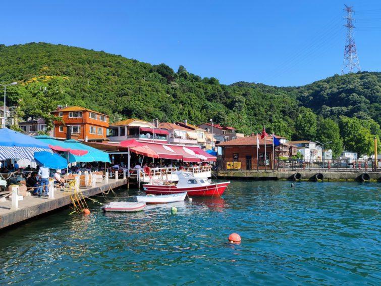 Excursions depuis Istanbul : Anadolu Kavağı