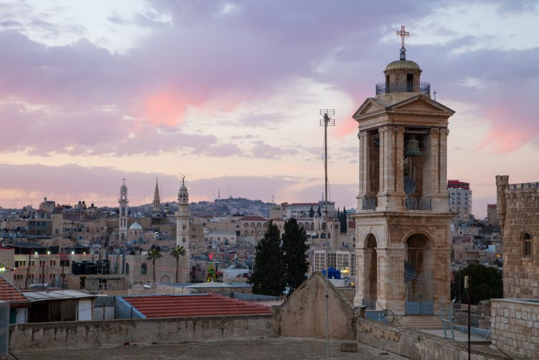 Bethléem excursion depuis Tel Aviv