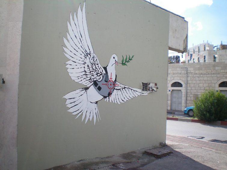 Banksy bethleem