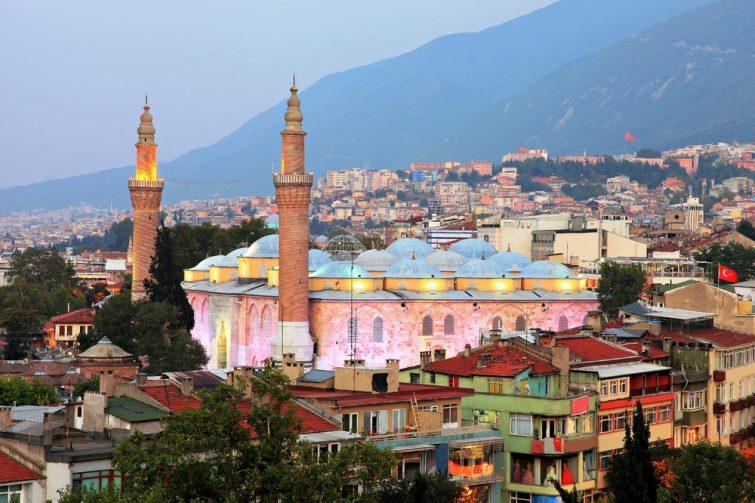 Excursions depuis Istanbul : Bursa
