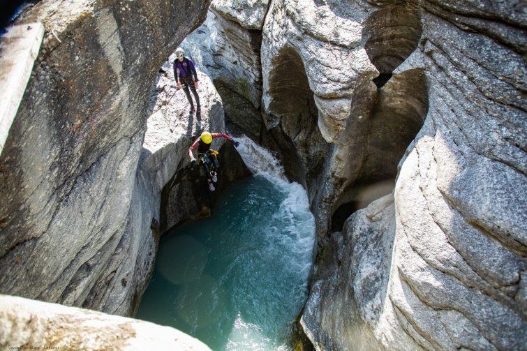 canyoning-ecot-parc-vanoise