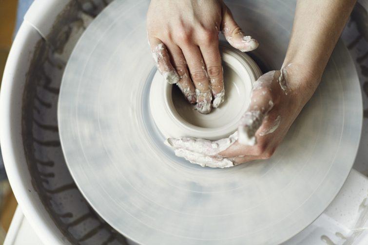 Atelier à Lyon céramique