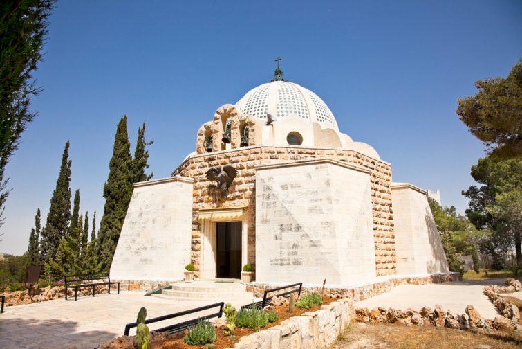 Chapelle des Bergers visiter Bethléem