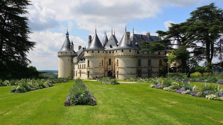 chateau de blois - week-end insolite à Paris