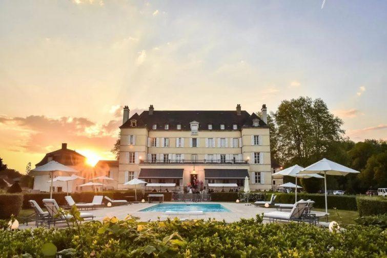 Chateau de Saulon Bourgogne