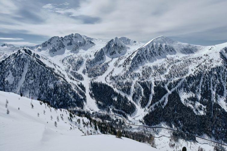 col de la Lombarde-randonnees-raquettes-alpes