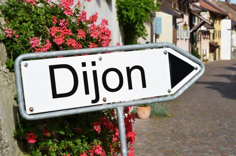 Jeu de piste à Dijon