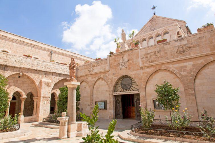 Eglise Nativité visiter Bethléem