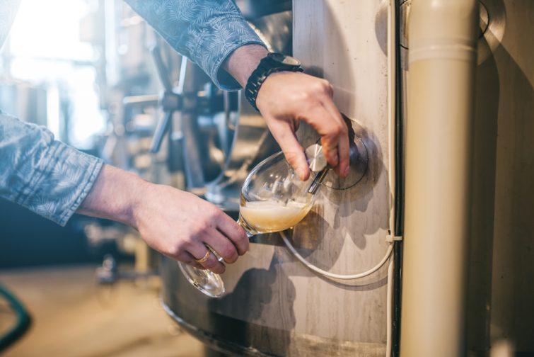 Faire sa propre bière
