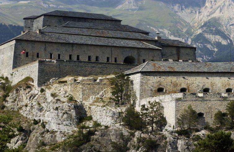 forts de l'Esseillon-france