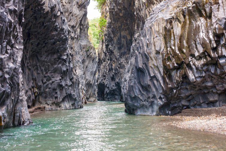Gorges d'Alcantara