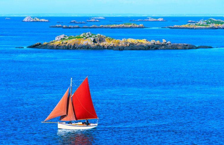 îles Chausey-normandie
