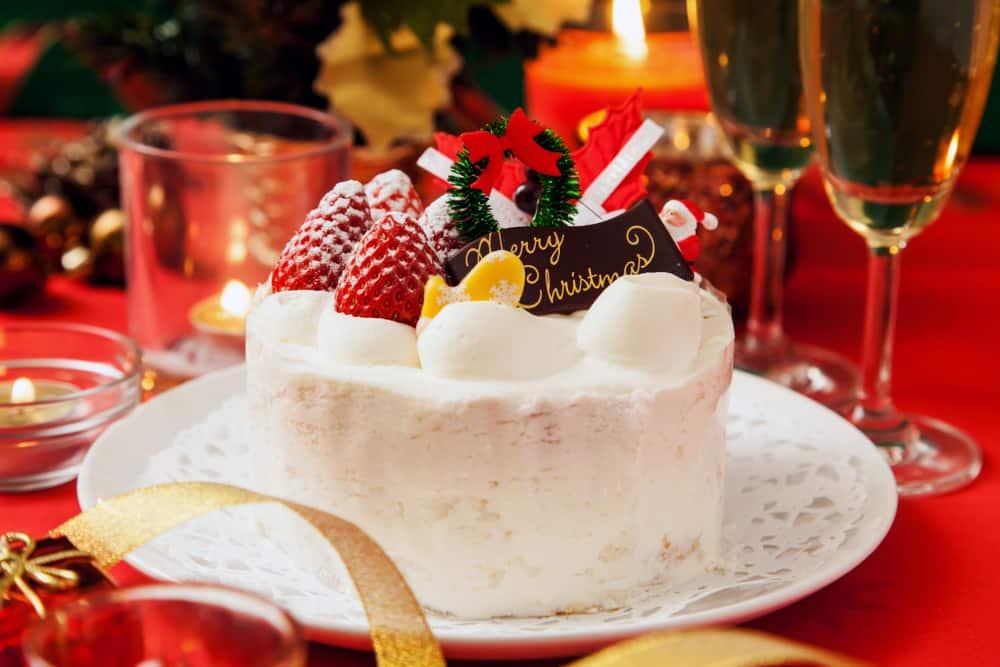 Christmas Cake Japonais
