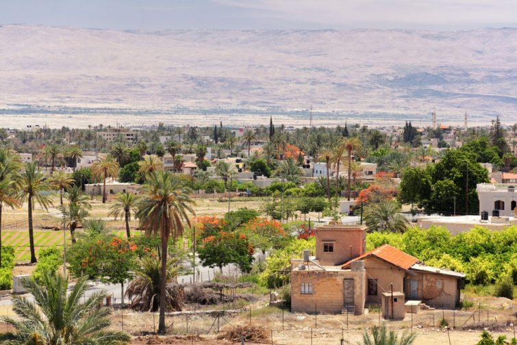 Jericho excursion autour de Tel-Aviv