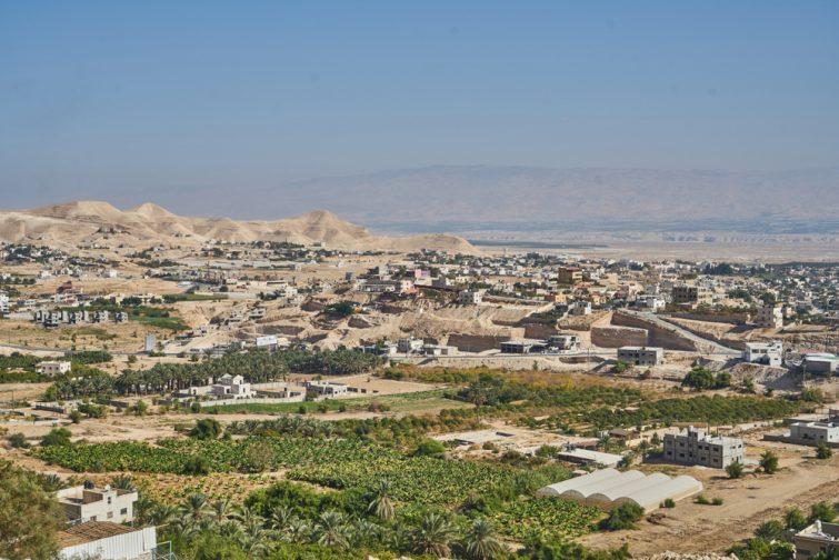 Jericho excursion depuis Jérusalem