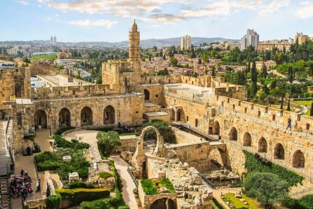 12 excursions à la journée à faire depuis Jérusalem