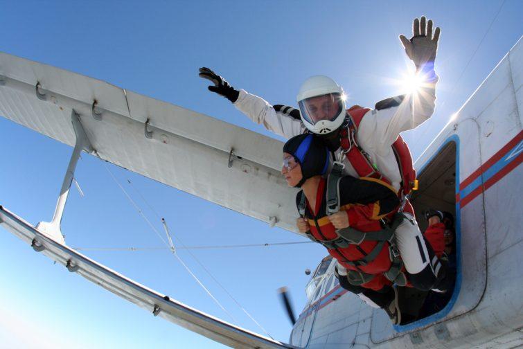 Le Mans Parachute
