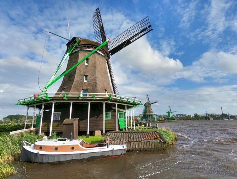 Moulins Zaanse Schans