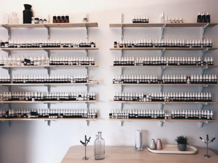 Parfumerie atelier à Lyon