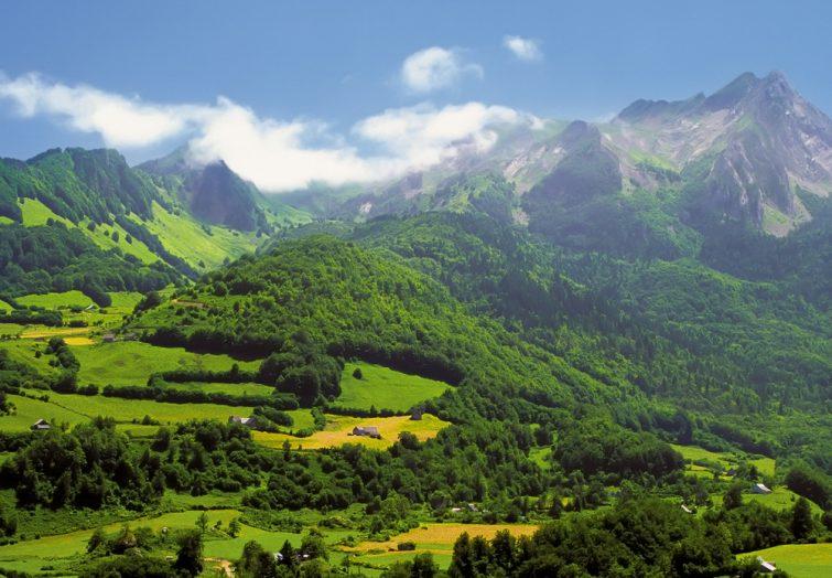 Pyrénées Atlantique Parachute