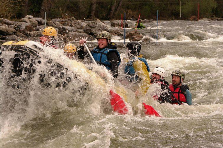 Rafting en Ariège