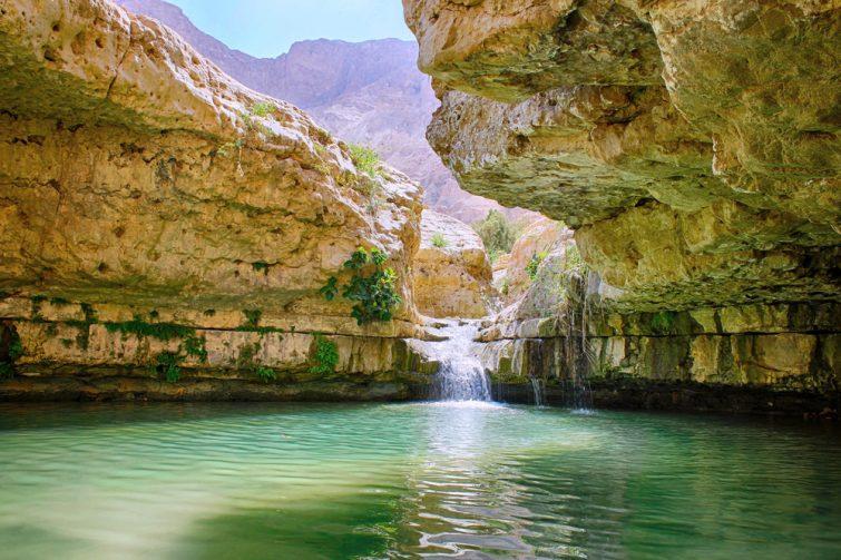 Réserve Ein Gedi excursion depuis Jérusalem