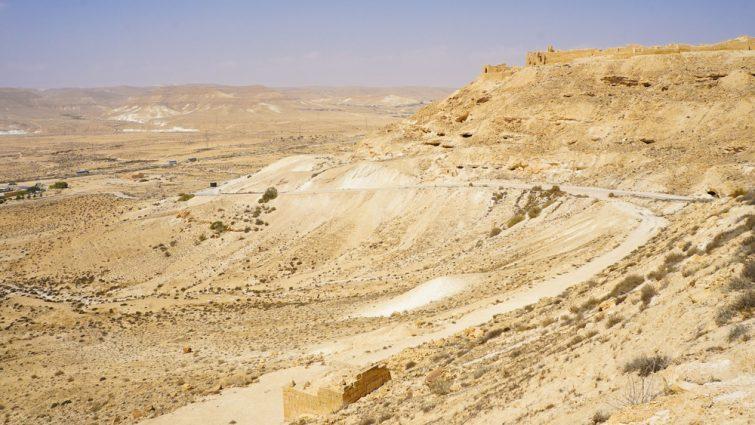 Route de l'encens excursion depuis Jérusalem