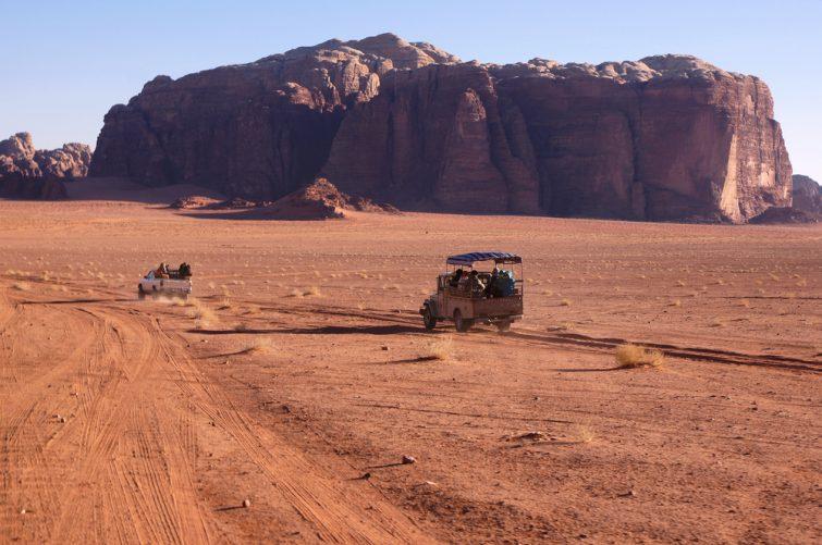 Safara visiter Wadi Rum