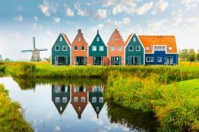 Visiter Volendam près d'Amsterdam : guide complet