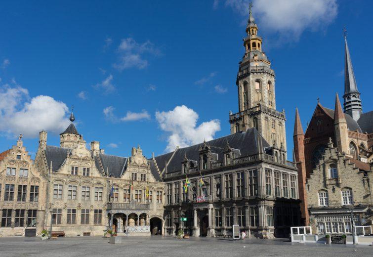 Furnes, Belgique