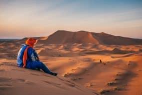 Homme berbère, Maroc