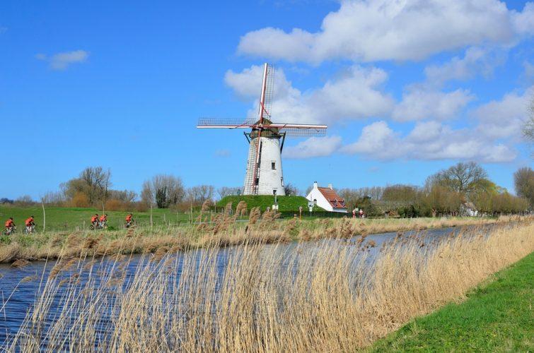 Damme, Belgique - Flandre Occidentale