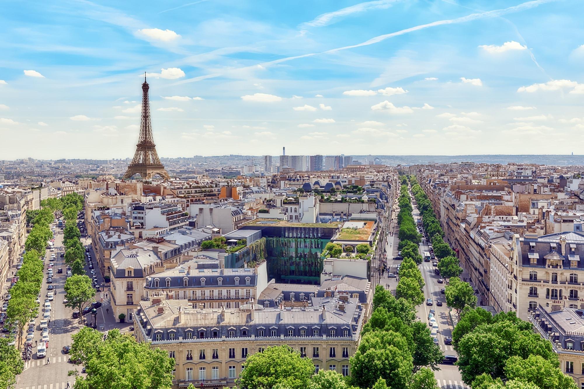 Paris - pays esperance vie