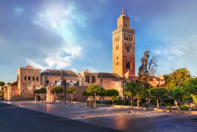 Cartes et plans détaillés de Marrakech