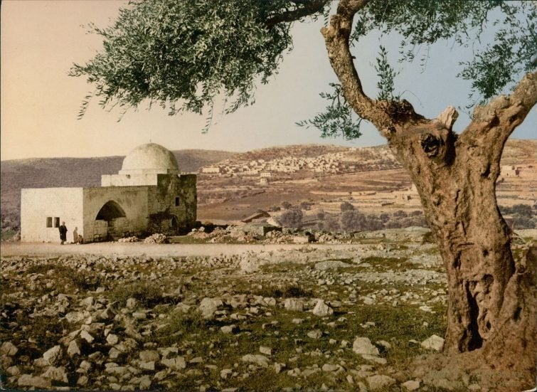 Tombeau Rachel visiter Bethléem