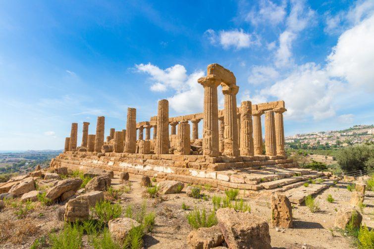 Excursions depuis Catane : Vallée des Temples, Agrigente
