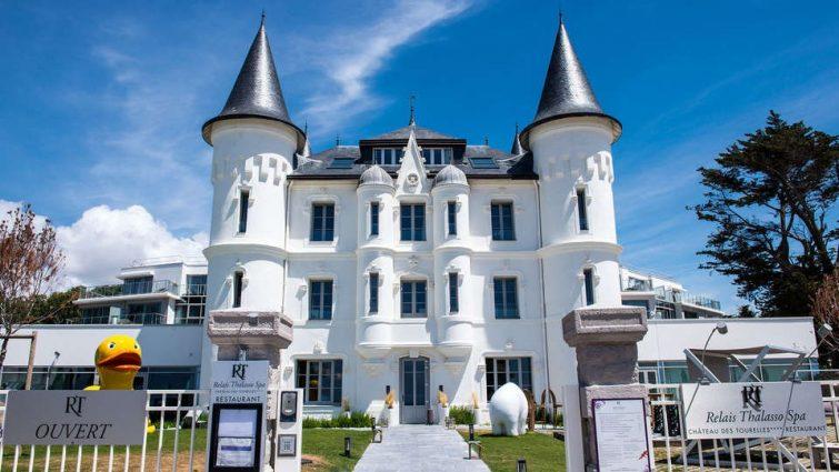 Chateau à La Baule