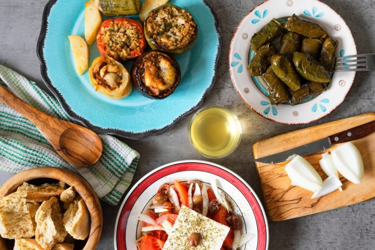 yemista-plat-greque