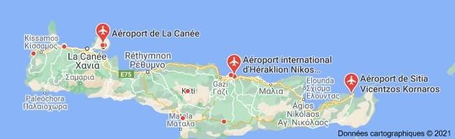 Aeroports Crete
