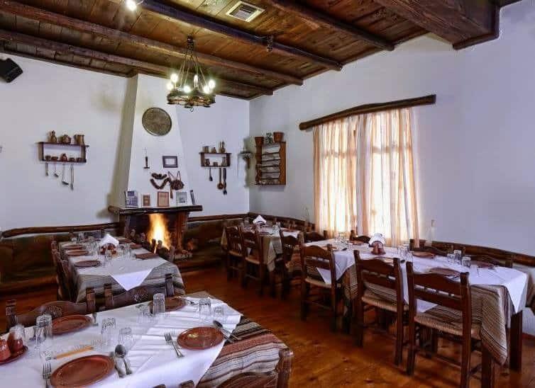 manger à Héraklion - Erganos restaurant