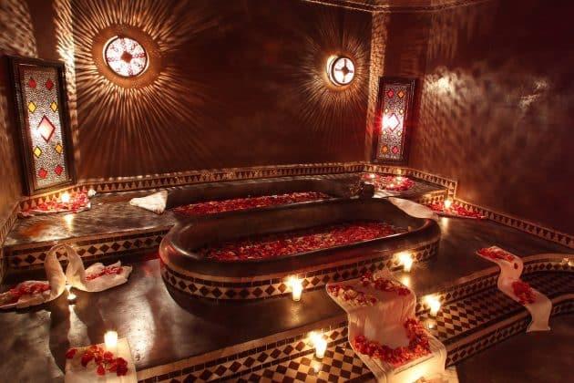 Hammams et bains turcs à Marrakech : guide complet