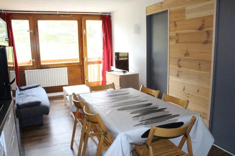 Appartement 3 chambres, 50m2, avec parking