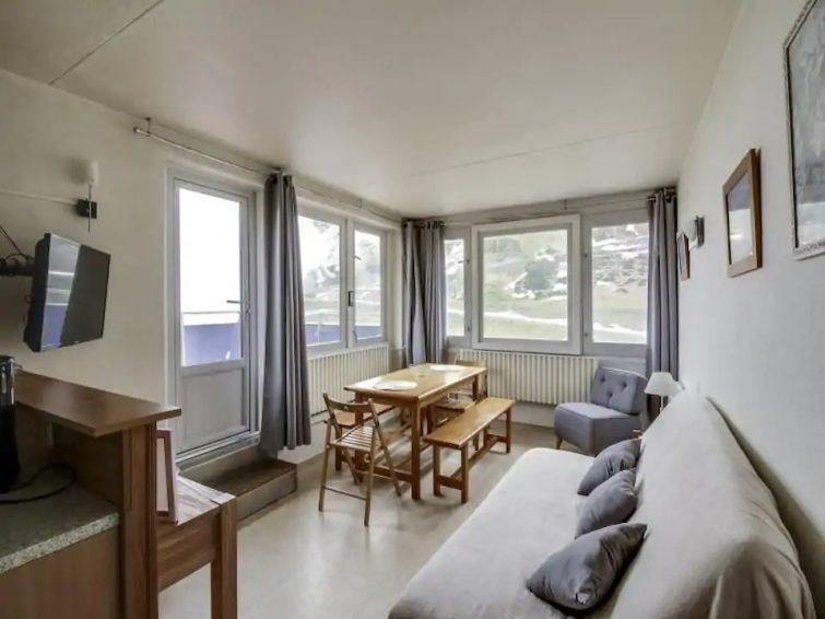 Appartement de 40m2 avec terrasse dans la Résidence Mongie Tourmalet