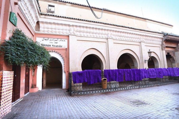 Maouassine hammam, Marrakech