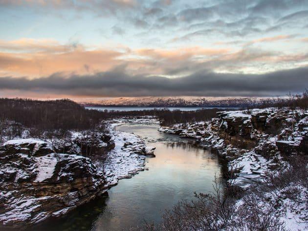 8 jours en Laponie Suédoise